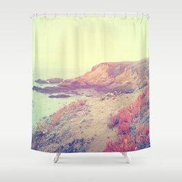 Quiet Shore Shower Curtain