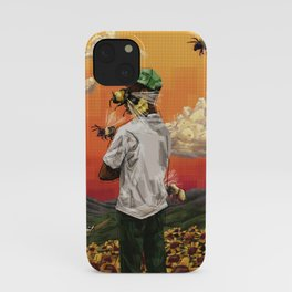 tyler the creator poster iPhone Case