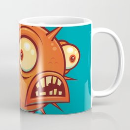 Pufferfish Coffee Mug