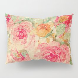 I Painted the Roses Red Pillow Sham