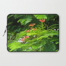 Trees and Blooms 2  Laptop Sleeve