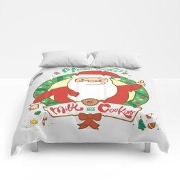 Milk and Cookies Comforters