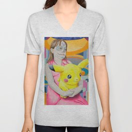 Enternal Sunshine Unisex V-Neck