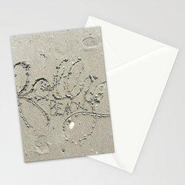 Folly Beach Stationery Cards