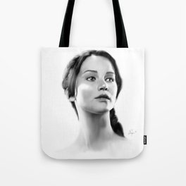 """""""You burn with us."""" Tote Bag"""
