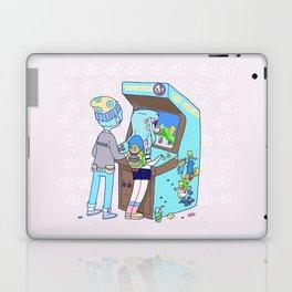 Insert 25 Cents Laptop & iPad Skin