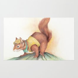 What if...?? Squirrels are sheriffs Rug