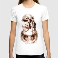 apocalypse now T-shirts featuring Apocalypse kiss by Salgood Sam