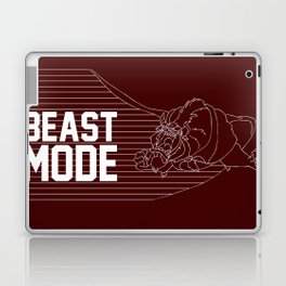 Beast Mode Laptop & iPad Skin