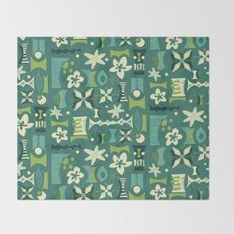 Taveuni Throw Blanket