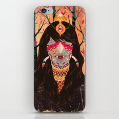 The Tree Witch iPhone & iPod Skin