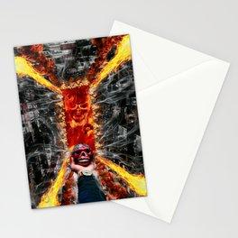 Devil Calavera by GEN Z Stationery Cards