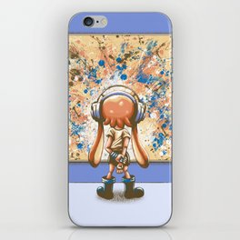 The Connoisseur iPhone Skin