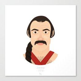 Sean Connery, Zardoz Canvas Print