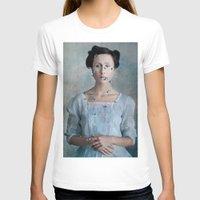 valentina T-shirts featuring Valentina by Maria Kanevskaya