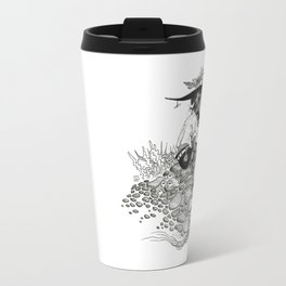 Voodoo Turtle Travel Mug
