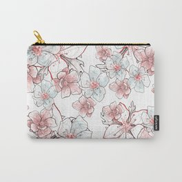 Hawaii floral Carry-All Pouch