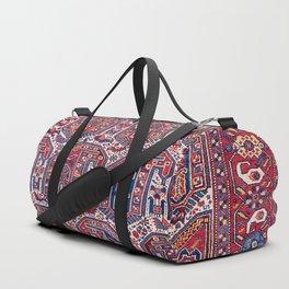 Khamseh Fars Southwest Persian Rug Print Duffle Bag