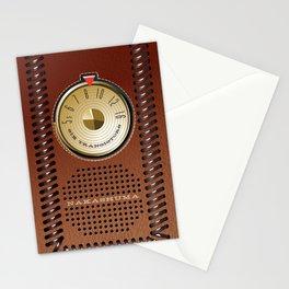 NAKASHUMA Mark Three with Leatherette Case Stationery Cards
