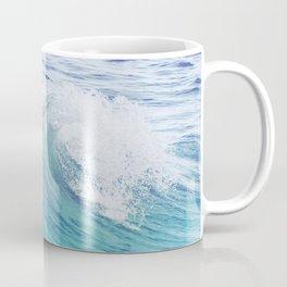 Sea Wave Minimal Poster Coffee Mug