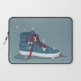 Where are you going? Laptop Sleeve