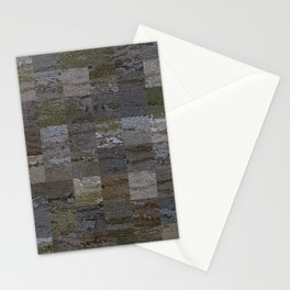 Bark Tiles Stationery Cards