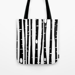 Birchs BLK Tote Bag