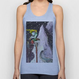 Musical Abduction Unisex Tank Top