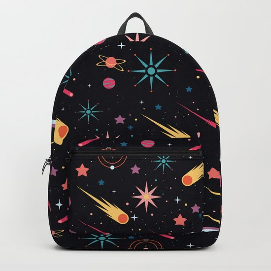 Fly Through Space Backpack