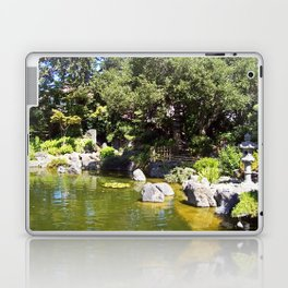 Japanese Gardens 100 0044 Laptop & iPad Skin