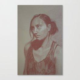 Melissa Canvas Print