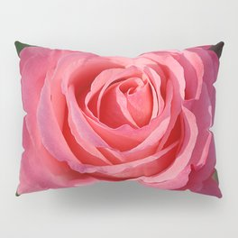'Cherish' Rose Pillow Sham