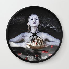 The Crown Wall Clock