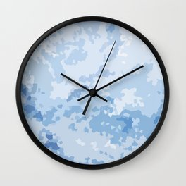 THE WINTER Wall Clock
