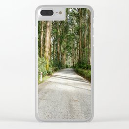 Mt Donna Buang, Warburton, Victoria Clear iPhone Case