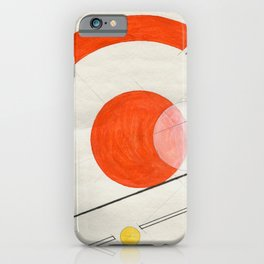 b.eye.haus iPhone Case