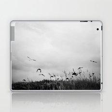 The Beautiful Flight ~ BW version Laptop & iPad Skin