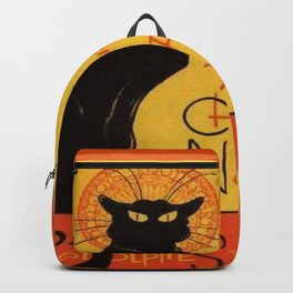 Tournee Du Chat Noir - After Steinlein Backpack