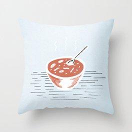 Get Better Throw Pillow