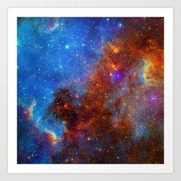 North America Nebula NGC 7000 Caldwell 20 Art Print