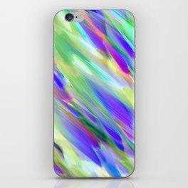 Colorful digital art splashing G401 iPhone Skin
