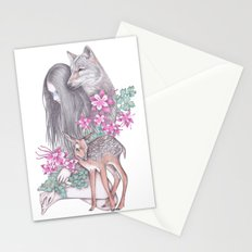 Forest Wanderer Stationery Cards