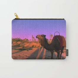 Morocco Marrakech dream sunset Carry-All Pouch