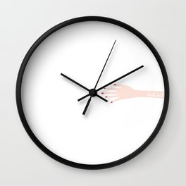 Enchanté Wall Clock