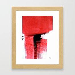 Kollage n°9 Framed Art Print