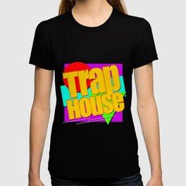 Trap House Square Logo T-shirt