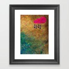 Lovestorming Framed Art Print
