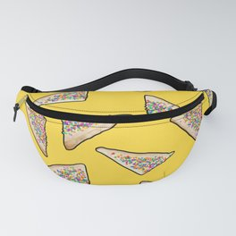 Fairy Bread in Yellow, Aussie 90s birthday party Fanny Pack