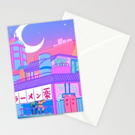 Ramen with Sensei Stationery Cards