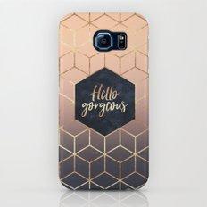 Hello Gorgeous Slim Case Galaxy S7